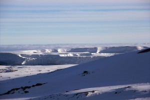 Snows of Kilimanjaro. Photo by Rebecca Lashley.